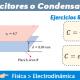 Capacitores o Condensadores