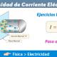 Problemas de Intensidad de Corriente Eléctrica