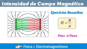Intensidad de Campo Magnético